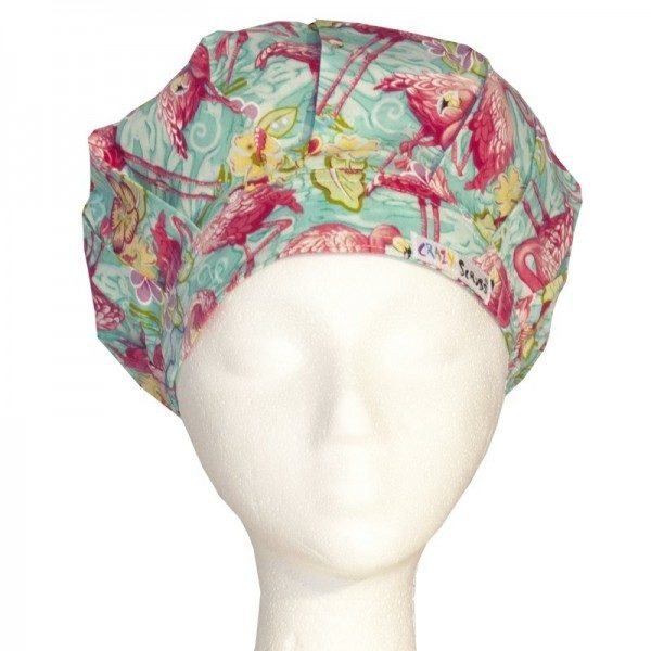 Crazy Scrubs Women's 100% Cotton Scrub Hat