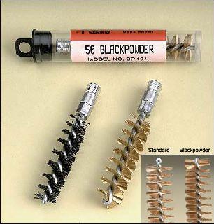 Blackpowder Brushes