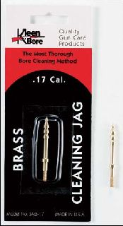 .17 Caliber Brass Cleaning Jag
