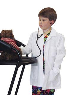 Landau Child Size Lab Coat