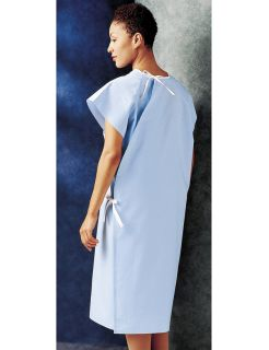 Side Tie Gown