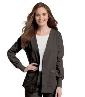 Landau Essentials Women's Cardigan Warm-Up Jacket