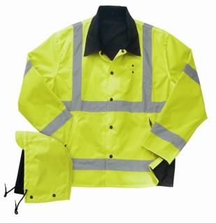 Reversible ANSI 3 Rain jacket
