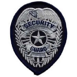 Security Guard - Silver/Dark Navy