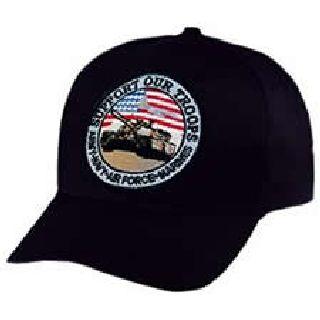 Support Our Troops - Ball Cap
