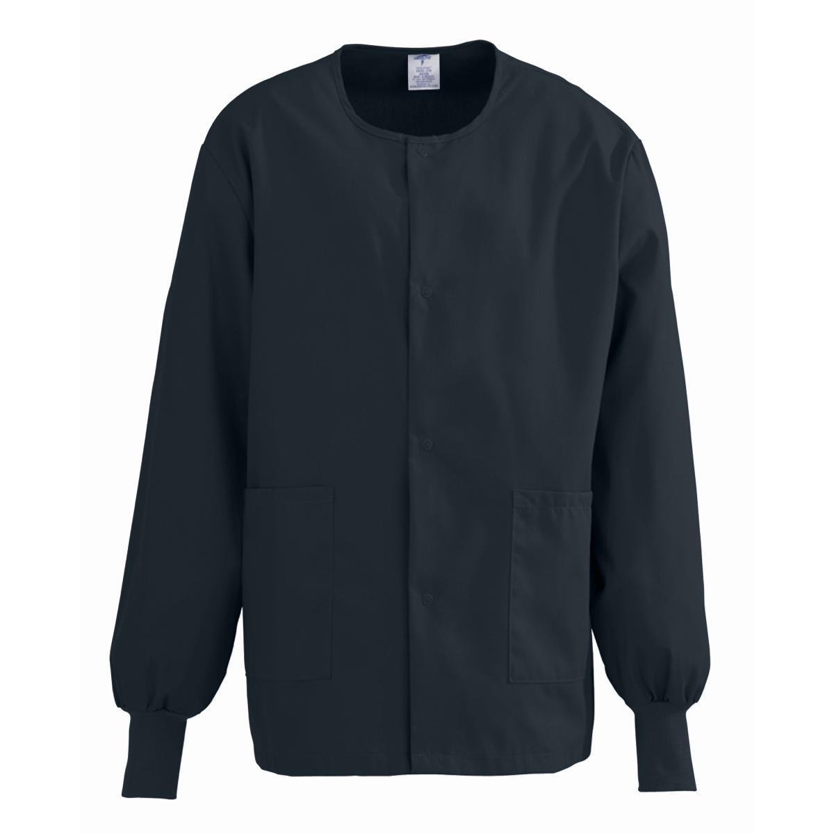 Comfortease Unisex Crew Neck Warm-up Jacket
