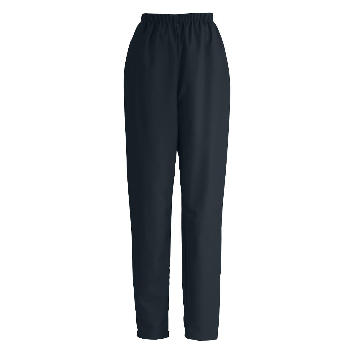 ComfortEase Elastic Waist Two-Pocket Scrub Pants