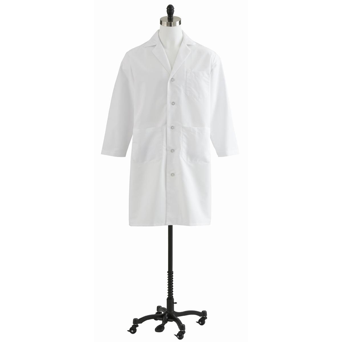 Unisex Full Length Lab Coat