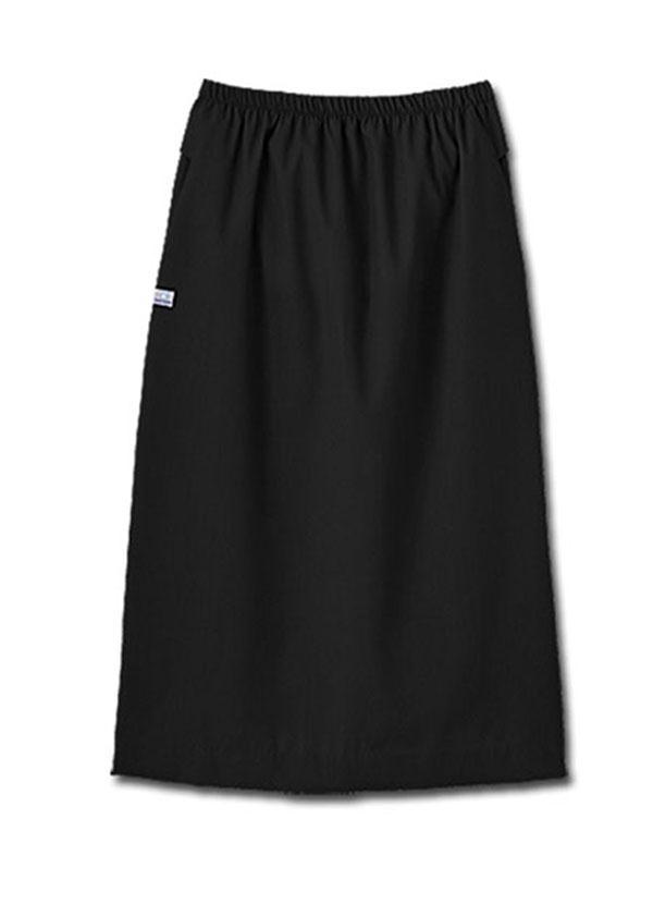 Ladies Elastic Waist Skirt
