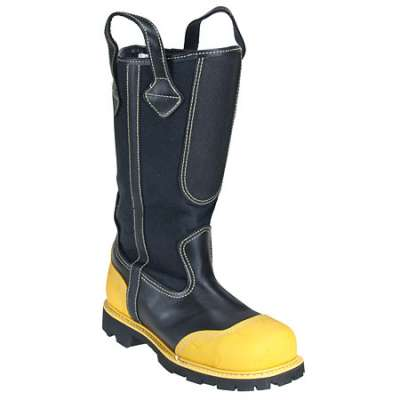 "14"" Hornet Structural Oblique Toe Bunker Boot"