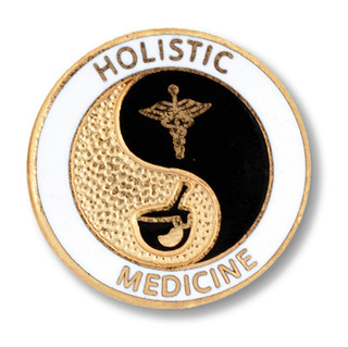 Holistic Medicine Pin