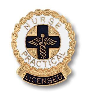 1053 Licensed Practical Nurse Pin