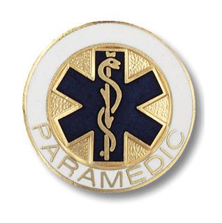 Paramedic Pin