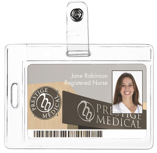 Two Way Id Holder