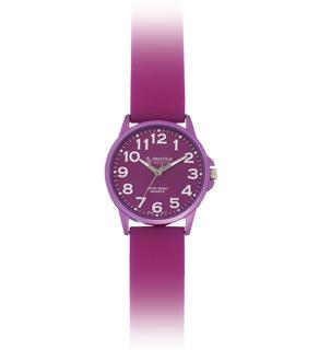 Fashion Purple Watch