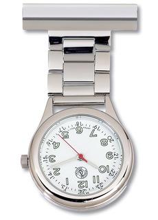Link Lapel Watch