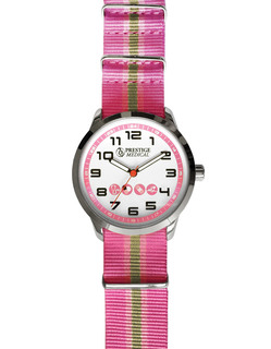 Nylon-Band Fashion Watch