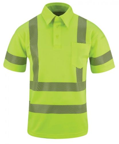 Propper™ Mens ANSI III Performance Polo - Short Sleeve III Hi Vis-Propper