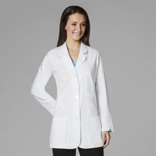 Women's Curve Detail Coat