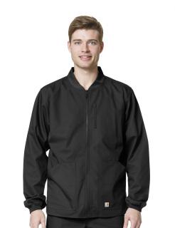 Men's Ripstop Zip Front Jacket
