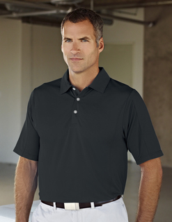 Westchester-Men's 90% Polyester / 10% Spandex Knit Polo Shirt