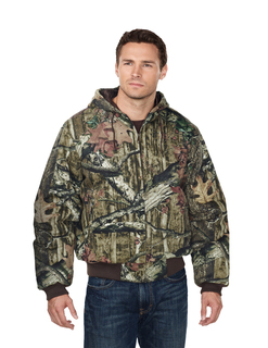 Timberline Camo-Heavyweight Work Jacket With Realtree Ap® Pattern