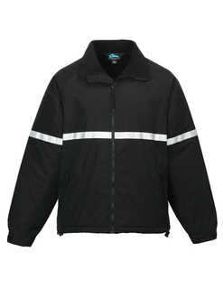 Sector-Men Windproof/Water Resistant Heavyweight Safety Jacket
