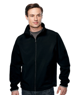 Quest-Men's Jacket With Top Yoke And Slash Pocket
