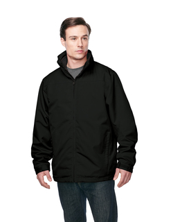 Maine-Men's 3 In 1 Jacket, Inner With Zipped Out Poly Fleece Jacket