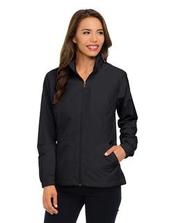 Lady Vital Lwj-Women's 100% Polyester Full Zip Jacket