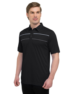 Excel-4.8 Oz. 100% Polyester Interlock Jersey Polo With Ultracool™ Moisture-Wicking Technology