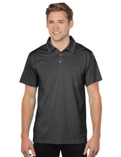 Corona-Men's 92% Polyester 8% Spandex, S/S Polo Shirt