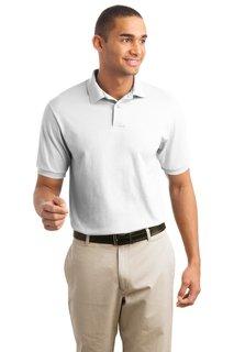 Hanes® EcoSmart® - 5.2-Ounce Jersey Knit Sport Shirt.