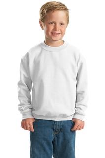 Gildan® - Youth Heavy Blend Crewneck Sweatshirt.