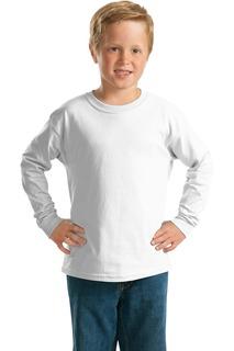 Gildan® - Youth Ultra Cotton® Long Sleeve T-Shirt.
