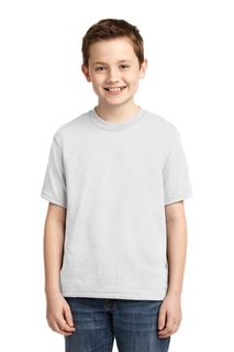 Jerzees® - Youth Dri-Power® Active 50/50 Cotton/Poly T-Shirt.