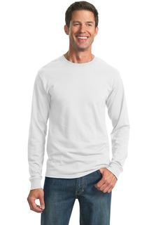Jerzees® - Dri-Power® Active 50/50 Cotton/Poly Long Sleeve T-Shirt.