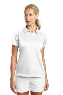 Nike Golf - Ladies Dri-FIT Pebble Texture Polo.