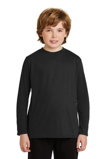 Gildan® Youth Gildan Performance® Long Sleeve T-Shirt.