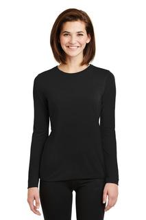 Gildan® Ladies Gildan Performance® Long Sleeve T-Shirt.