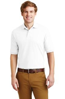 Jerzees® - SpotShield 5.6-Ounce Jersey Knit Sport Shirt.