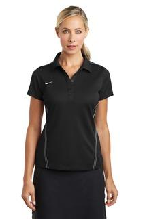 Nike Golf Ladies Dri-FIT Sport Swoosh Pique Polo.