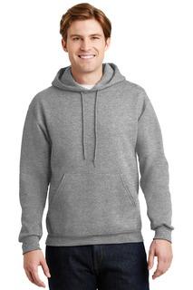 Jerzees® SUPER SWEATS® - Pullover Hooded Sweatshirt.