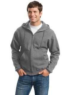 Jerzees® Super Sweats® - Full-Zip Hooded Sweatshirt.