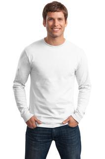 Hanes® - Tagless® 100% Cotton Long Sleeve T-Shirt.