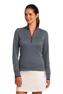 Nike Golf Ladies Dri-FIT 1/2-Zip Cover-Up.