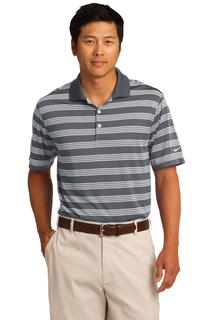 Nike Golf Dri-FIT Tech Stripe Polo.