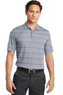 Nike Golf Dri-FIT Fade Stripe Polo.