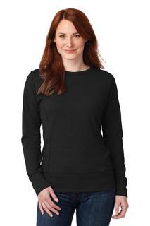 Anvil® Ladies French Terry Crewneck Sweatshirt.