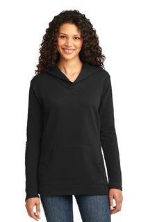 Anvil® Ladies French Terry Pullover Hooded Sweatshirt.